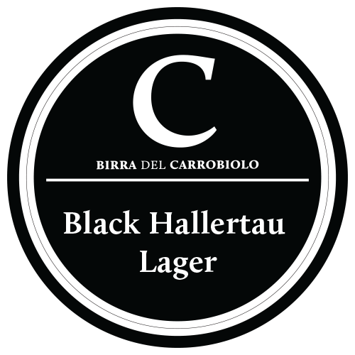 Black Hallertau Lager